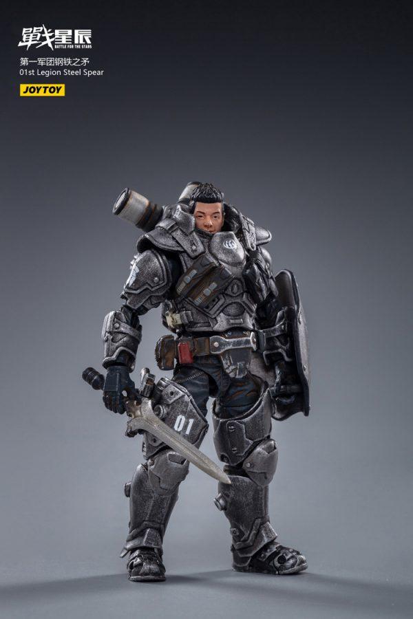 JoyToy 01st Legion-Steel Spear Interstellar Trooper