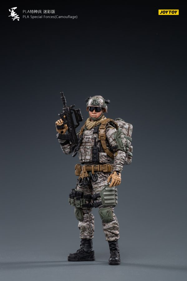 JoyToy Action Figure Dark Source Soldier Series Special Forces Camouflage