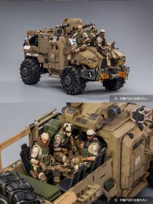Joytoy Vehicles